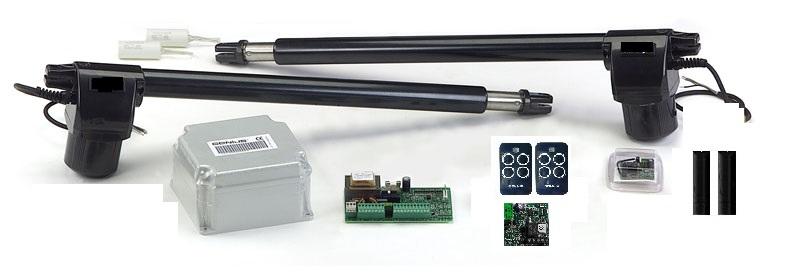 Kit vérin ADYX-230V ORIGINAL - KBT50-230v avec platine JA592